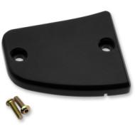Černé víčko přední nádobky brzdové kapaliny pro motocykl Indian Scout / Bobber od Joker Machine 30-381-1