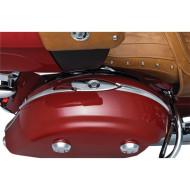 Chromová ozdoba bočních kufrů pro motocykl Indian od KURYAKYN