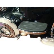 Plotny spolujezdce pro motocykl Indian od RIVCO PRODUCTS